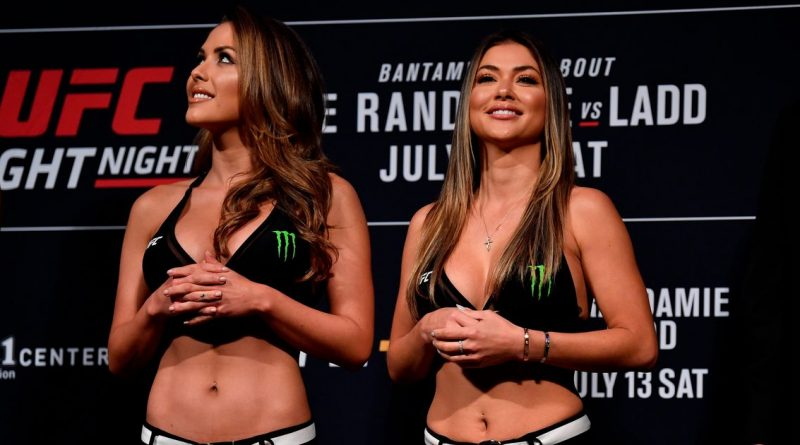 "UFC ring girls respond to ""useless"" criticism from Khabib Nurmagomedov"