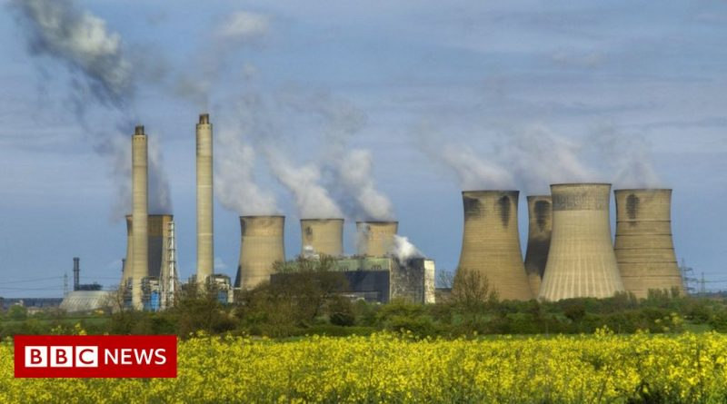 UK fires up coal power plant as gas prices soar