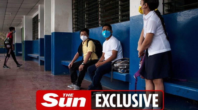 UK taxpayers spent £2.64million to help El Salvador locals lose weight