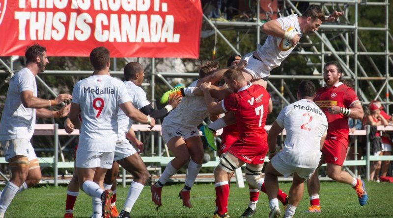 The United States beat Canada over two legs to advance in 2023 Rugby World Cup qualifying