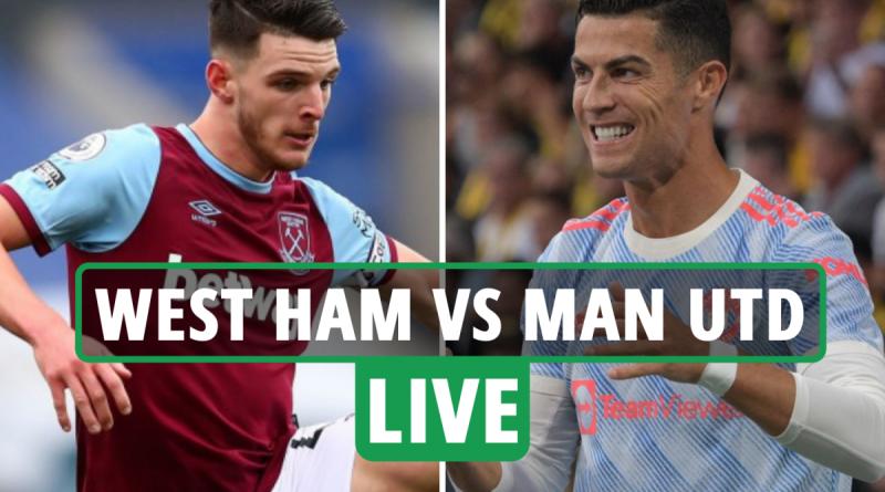West Ham vs Man Utd LIVE: Follow all the latest from London Stadium