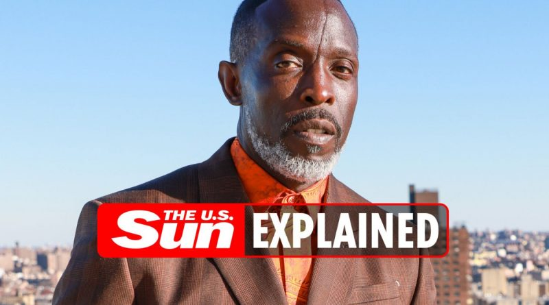 Who was Michael K. Williams and what was his cause of death?