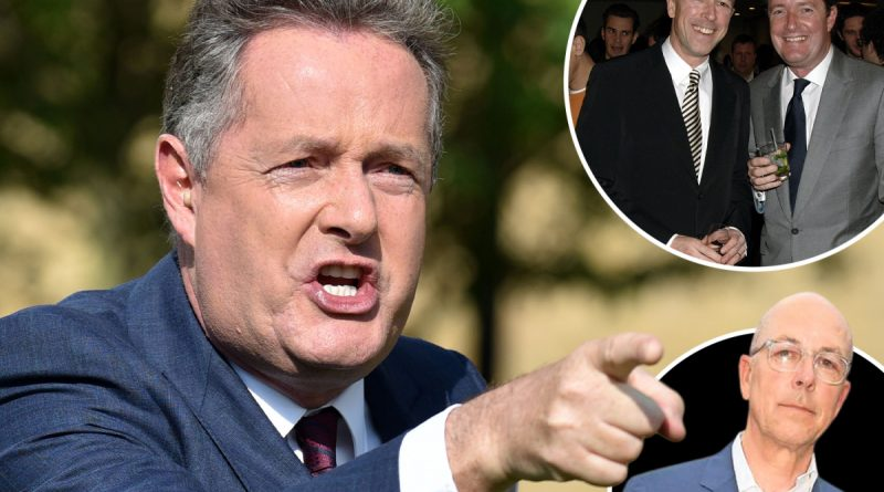 Yes, Piers Morgan can be brash and bold but I wouldn't want him any other way