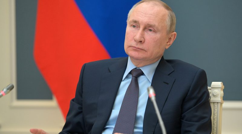 $100 oil is 'quite possible,' Russia's Putin says