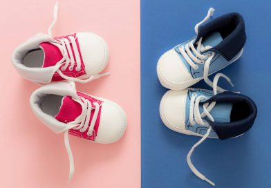 Gender has been split in two and marketed pink and blue