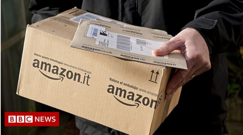 Amazon drivers look to sue for compensation over rights
