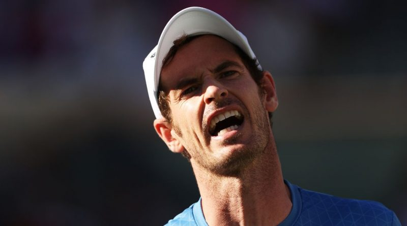 Andy Murray's Indian Wells campaign ends with loss to Alexander Zverev