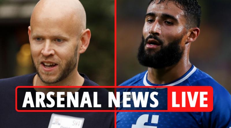 Arsenal news LIVE: Daniel EK takeover LATEST, Gunners interested in Fekir move, Brighton draw reaction - latest