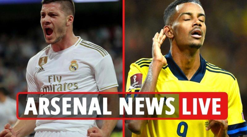 Arsenal news LIVE: Isak eyed to replace Lacazette, Jovic transfer LATEST, Cannavaro attends Crystal Palace match
