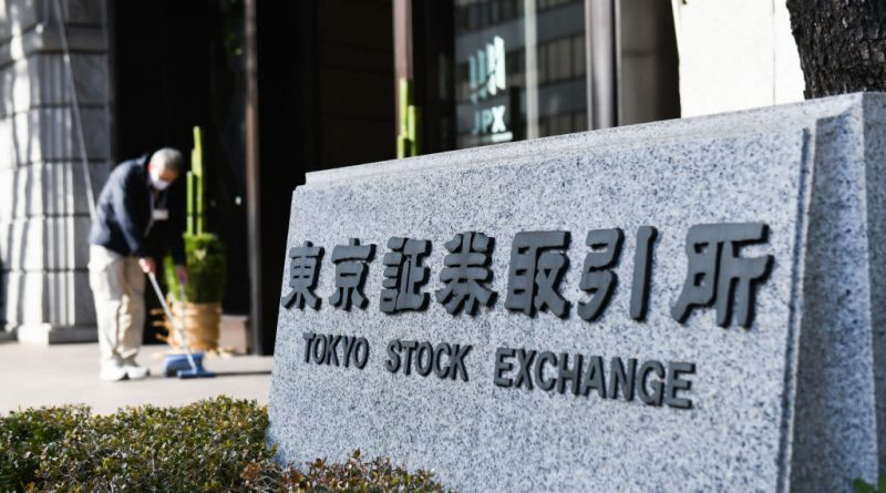 Asia-Pacific shares rise as investors watch Apple supplier stocks