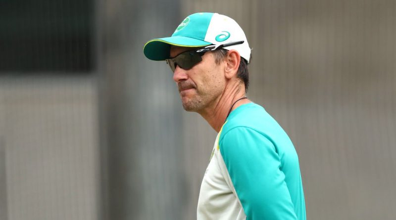 Australia's under-fire coach Langer sends cryptic message before T20 World Cup