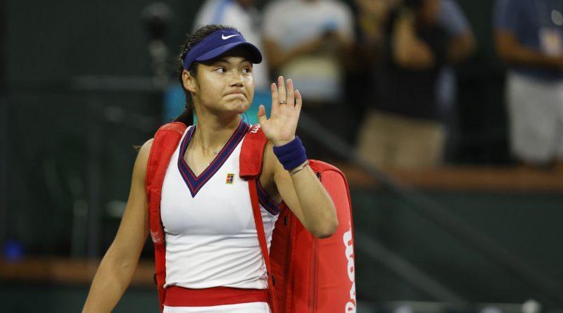 Brit tennis star Emma Raducanu pulls out of major tournament