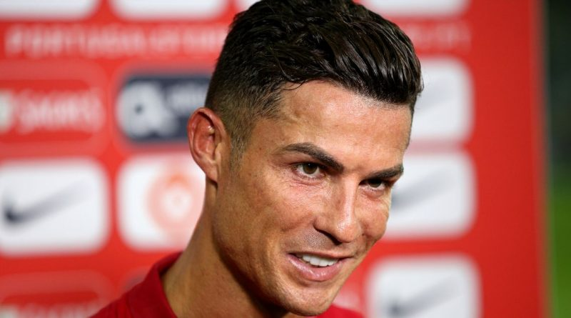 Cristiano Ronaldo 'pushing' for £110m transfer to seal reunion at Man Utd