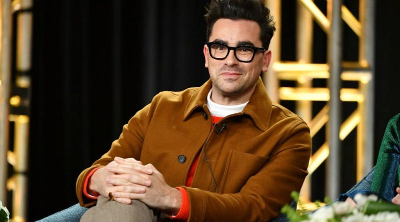 Dan Levy is hosting a live event to celebrate Schitt's Creek.