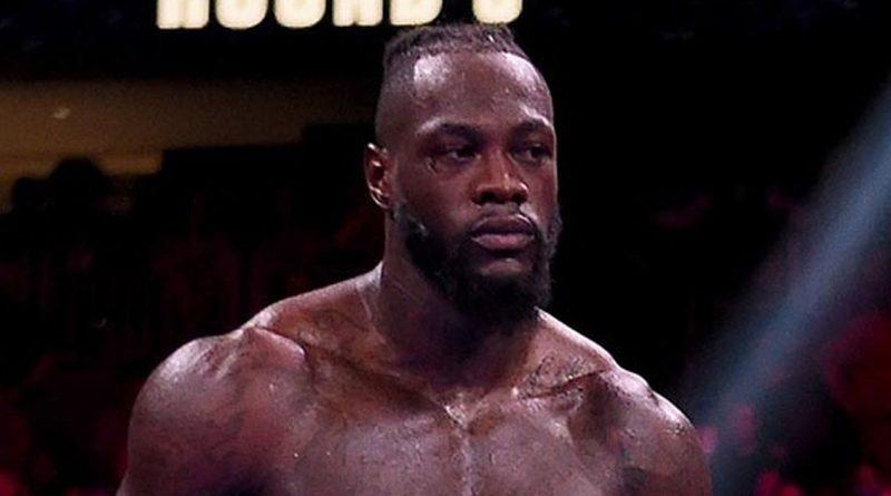 Deontay Wilder already eyeing ring return despite brutal Tyson Fury KO