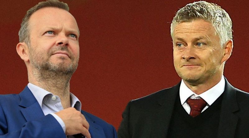 Ed Woodward 'makes up mind' on Solskjaer after catching him off-guard in office