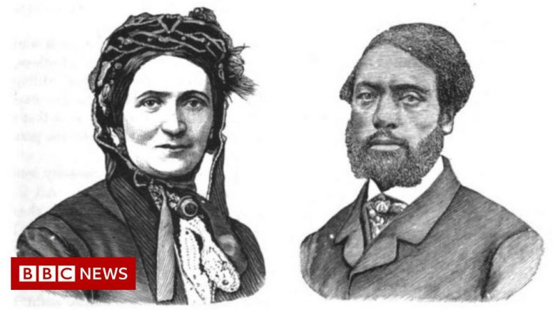 Ellen and William Craft: Blue plaque for abolitionists who fled slavery