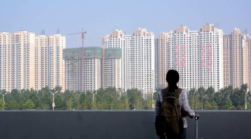 Evergrande is 'just the beginning': Professor says more firms must exit China's property sector