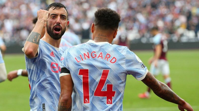 Fernandes has Lingard message for Man Utd after 'contract offer rejected'