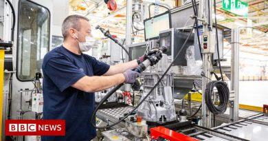 Ford's Merseyside investment to secure 500 UK jobs