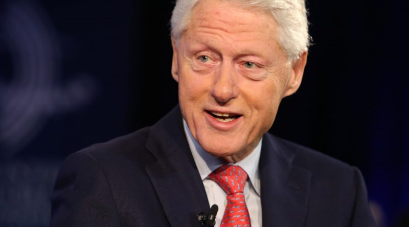 Former President Bill Clinton admitted to hospital with non-Covid related infection