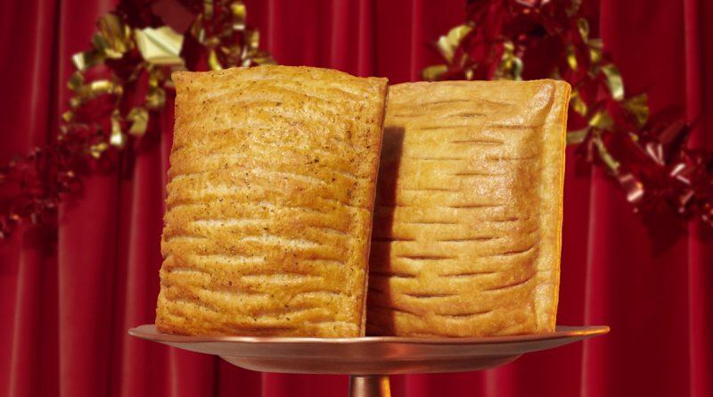 Greggs launches vegan festive bake - and reveals when the original will return
