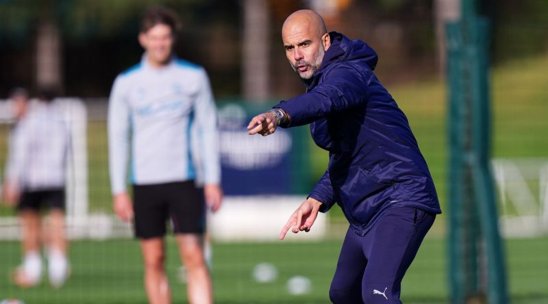 Guardiola can learn from England lessons to fashion dream £100m Man City pairing