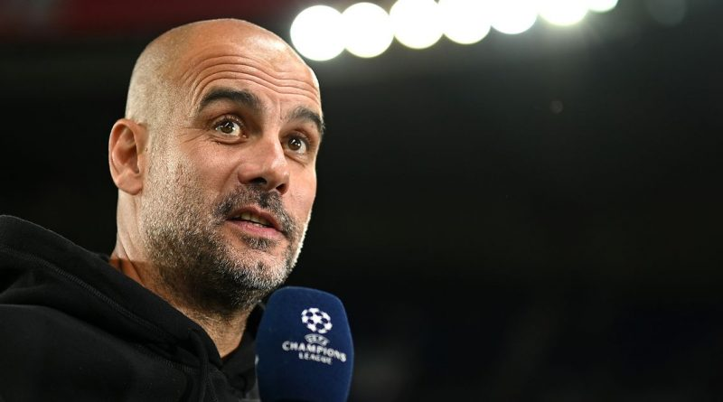 Guardiola's comments on new Man City signing hint at long-term striking solution