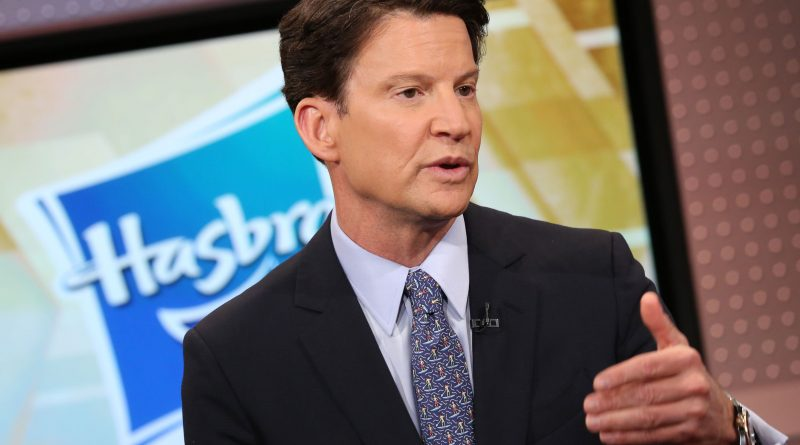 Hasbro CEO Brian Goldner dies, days after stepping down for health reasons