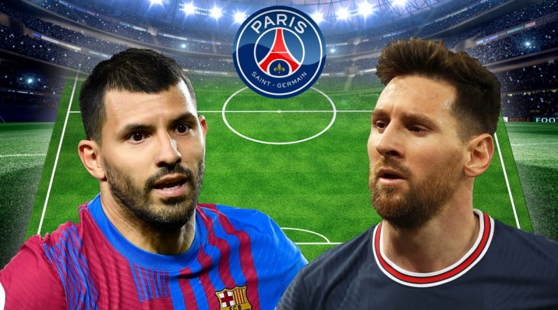 How PSG could line up with Aguero joining Messi, Mbappe and Neymar