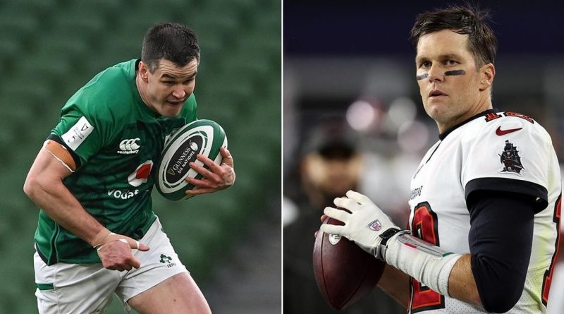 Irish icon wants Johnny Sexton to 'channel his inner Tom Brady' for 2023 RWC