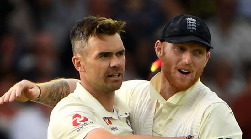 James Anderson offers update on Ben Stokes after England star's surgery