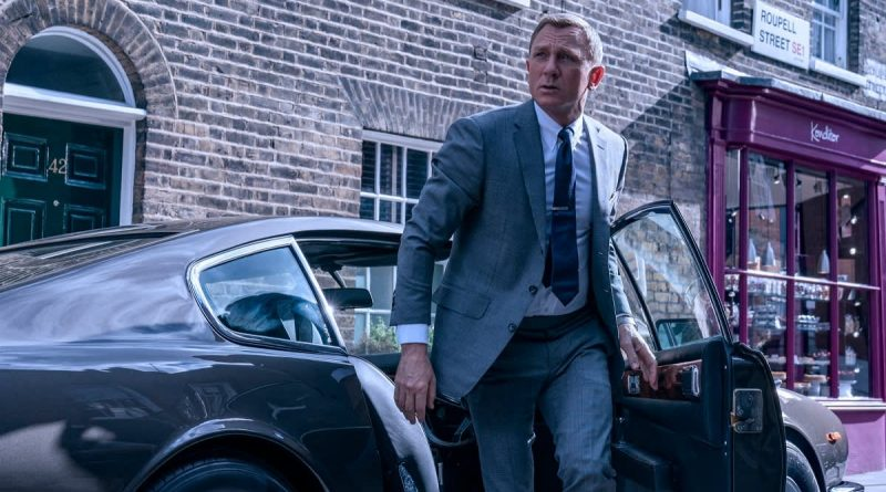 James Bond is one of the highest grossing film franchises in history. Here's how the 007s stack up