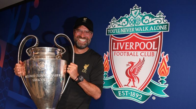 Klopp's acronym behind Liverpool's Premier League and Champions League glory