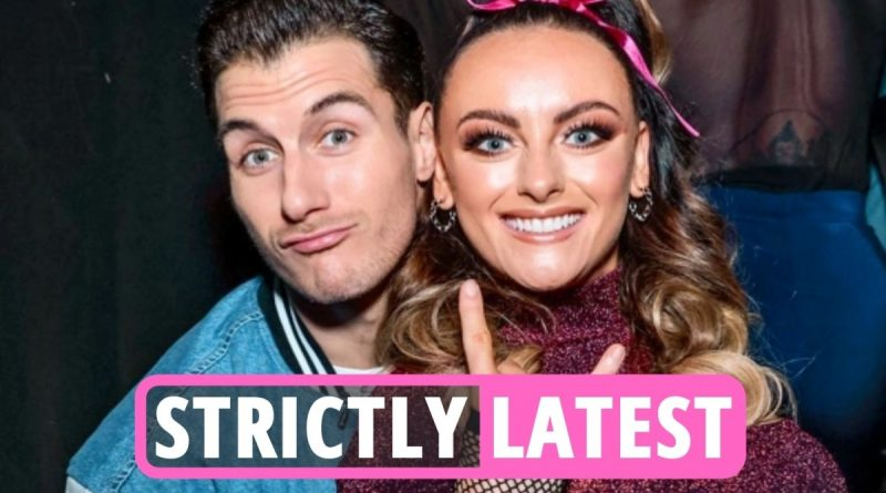 Latest Strictly updates as Gorka speaks about Katie 'tension' & Nina voted off