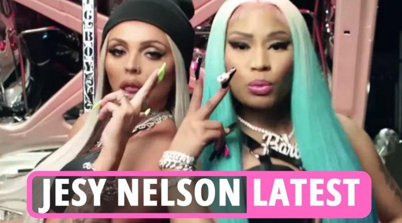 Leigh-Anne Pinnock branded a 'f***ing clown' by Nicki Minaj over 'blackfishing'