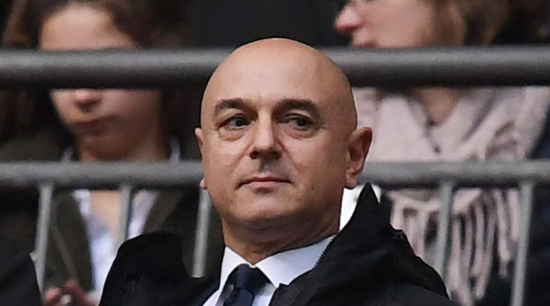 Tottenham are no longer considered major players in the title picture