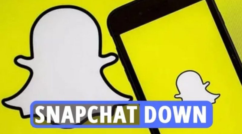 Live updates as Snapchat not working logins blocked days after Whatsapp crash