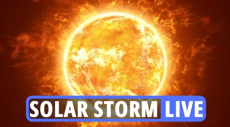 Live updates as huge geomagnetic solar storm hits Earth and lights up sky