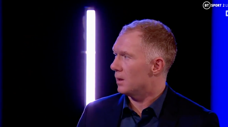 Man Utd's comeback fails to stop Scholes from 'really worrying' about club