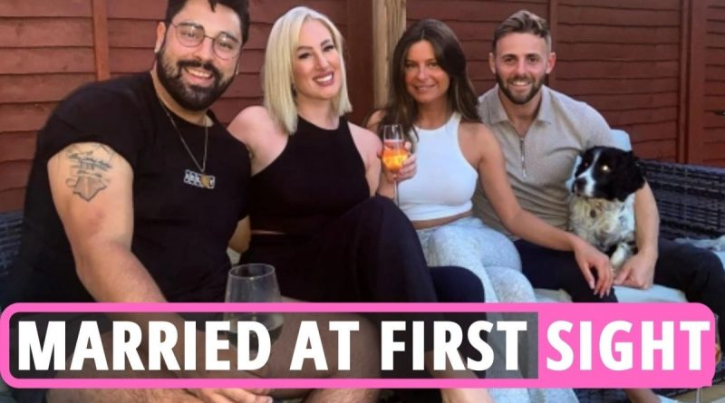 Married at First Sight SHOCK as Morag & Bob spark boozy romance rumours