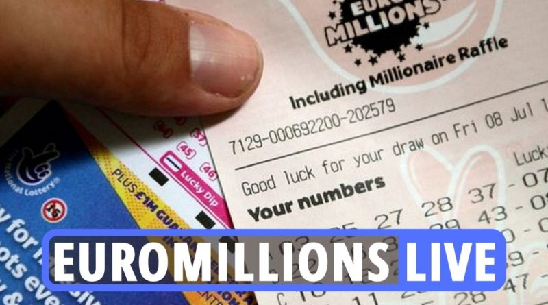 Massive £182m EuroMillions jackpot tomorrow will make you richer than Adele