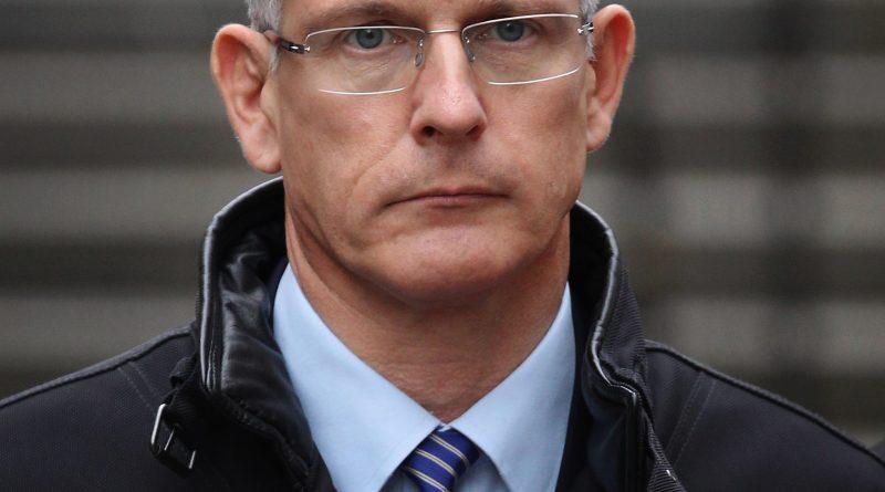 Former police commander Brian Paddick