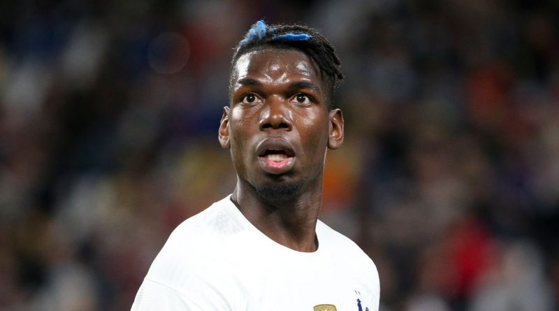 Paul Pogba suggests he's open to Man Utd exit and Juventus return next summer