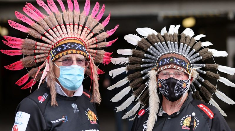 Premiership clubs need rugby bosses to act on Exeter Chiefs' headdresses