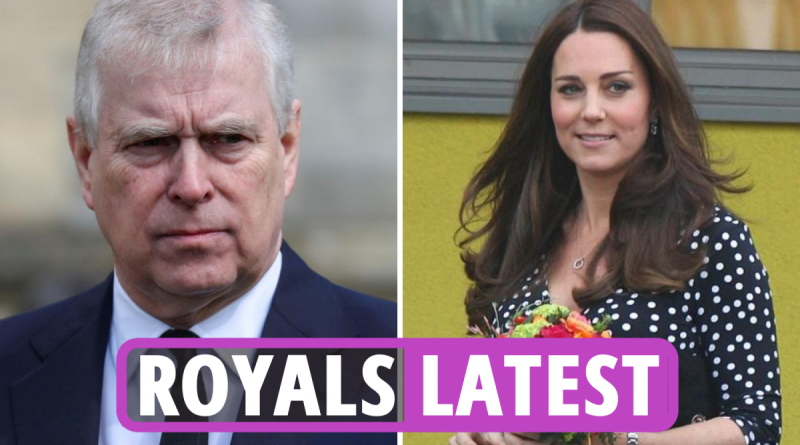Prince Andrew 'must not return to public life' as Kate in talks with TV bosses