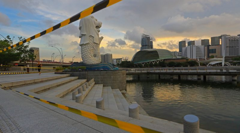 Rising cases and deaths test Singapore's pivot to treat Covid as endemic