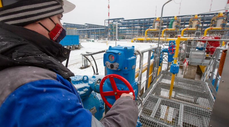 Russia offered to pump more gas to Europe. But analysts doubt that's ever going to happen