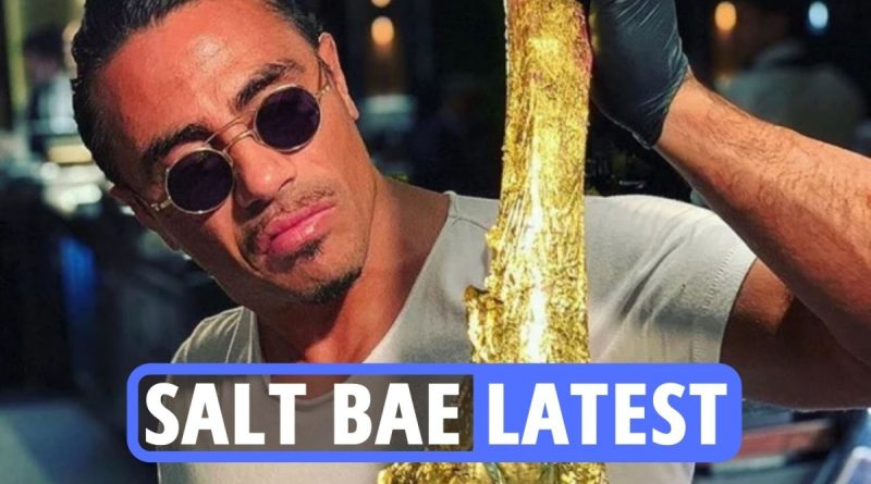 Salt Bae customer boasts of racking up INSANE £37k bill on two-course meal
