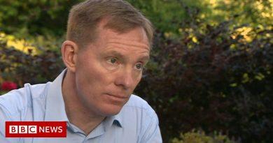 Sir David Amess: Man arrested over MP Chris Bryant death threat